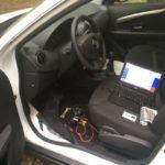 мониторинг транспорта и топлива на ниссан альмера