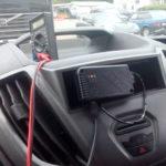 Установить gps трекер на форд транзит