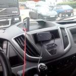 Установить мониторинг транспорта на форд транзит