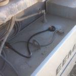 Контроль расхода топлива на камнедробилку