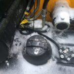 Контроль расхода топлива на JCB 3cx