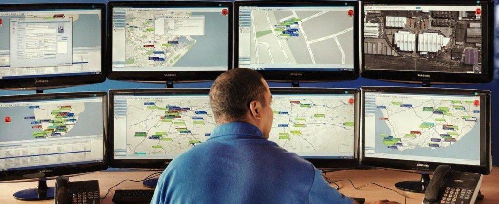 мониторинг транспорта с системой глонасс