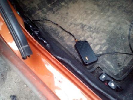 Установка ГЛОНАСС в такси