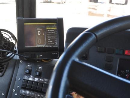 Установка ГЛОНАСС в автобус